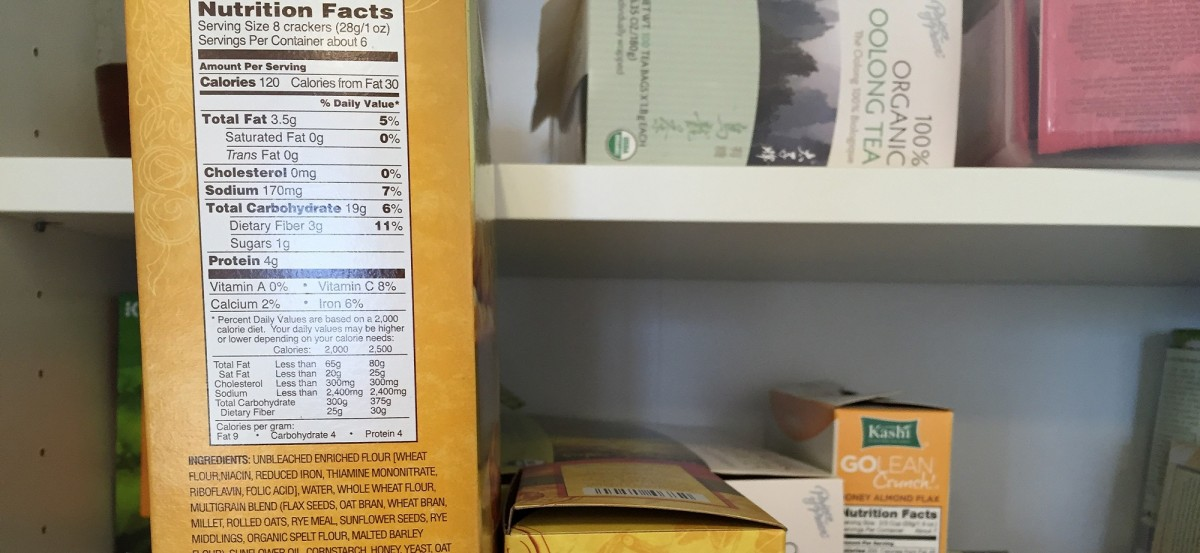 Help Your Food Help You: Stop to Read the Label